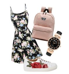 Largadinho by thyta-patricia on Polyvore featuring polyvore fashion style Vans clothing
