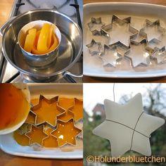 Holunderbluetchen® - Holly Flower®: Wachssterne
