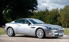 2001 Aston Martin Vanquish Prototype