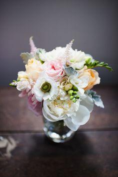 Die Hochzeit war schon schön aber die Blumen sind ein Traum