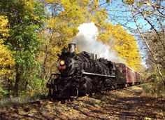 Delaware River Railroad Excursions operates the Warren County Winery Train from May 6-October 29th. It runs primarily on select weekend dates.