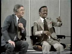 "Roy Castle, Buddy Rich, Sammy Davis Jr & Kenny Everett on ""Parkinson"" '8..."