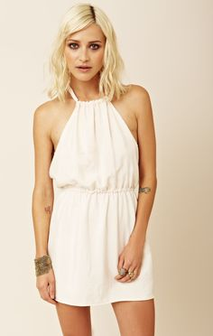 Stone_Cold_Fox Onyx Short Dress