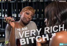 NeNe Leakes (The Real Housewives of Atlanta)