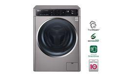 Lavatrici LG F14U1JBS6 Libera installazione Caricamento frontale 10kg 1400Giri/min A+++-40% Grigio lavatrice in offerta su Unieuro