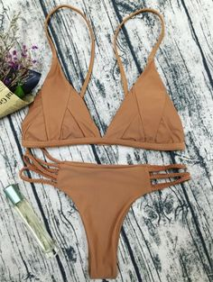 SHARE & Get it FREE | Padded Cami Bikini SetFor Fashion Lovers only:80,000+ Items • New Arrivals Daily Join Zaful: Get YOUR $50 NOW!