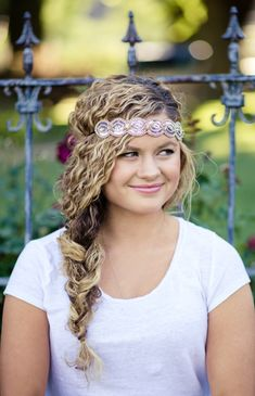 Hairstyles With Headbands 20 Hairstyles With Headbands For Casual And Festive Looks  Hair