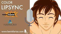 Pintar la animación del personaje hablando en Toon Boom Harmony http://blgs.co/B280lp