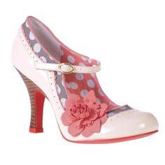Ruby Shoo - Poppy - Nude #LoveShoesInt
