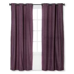 Eclipse™ Windsor Light-Blocking Curtain Panel : Target