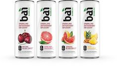 Bai Bubbles Variety Pack Antioxidant Infused Sparkling Beverage (pack of 12) $10.99 (amazon.com)