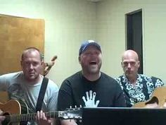 """MercyMe - Cover Tune Grab Bag """"Eye Of The Tiger"""" watch it. This is my favorite band & I watched it at first & thought """"Pretty cool"""". Then about a minute in, I was laughing, it's fantastic."""
