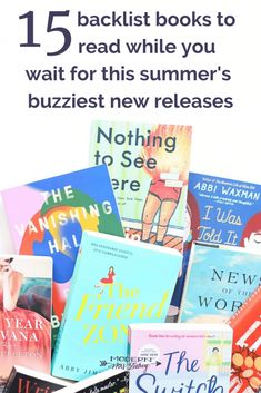15 backlist books to enjoy while you wait for this summer's buzziest new releases Famous Book Quotes, Famous Books, Book Nerd, Book 1, Earth Book, Short Novels, Mother Images, Slam Poetry, Reading Quotes