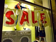 sale window  #store