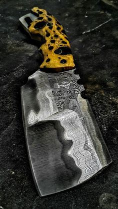 Badass Weapons on Pinterest | Knives, Firearms and Damascus Steel