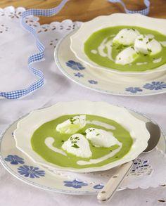Špenátová polévka Soup, Pudding, Desserts, Tailgate Desserts, Deserts, Puddings, Soups, Soup Appetizers, Dessert