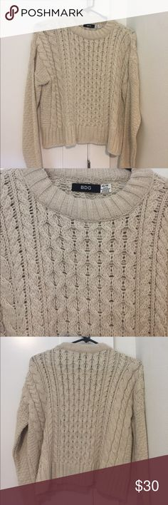 Spotted while shopping on Poshmark: Warm Sweater!! #poshmark #fashion #shopping #style #BDG #Sweaters