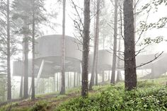 Galería de Plataforma Mirador Sohlberg / Carl-Viggo Hølmebakk - 7