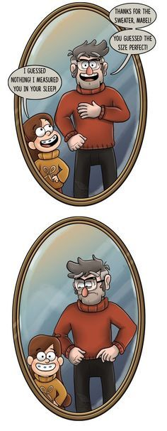 gravity falls ford - Google Search