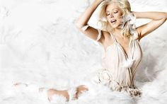Lovely Christina Wallpaper Christina Aguilera Wallpaper