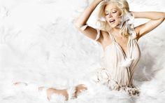 Lovely Christina Wallpaper Christina Aguilera Wallpaper