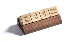 SASAKIKOGEI 万年カレンダー