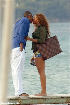 I looove Jay-Z and Beyonce together!