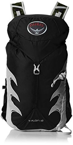 Osprey Packs Talon 18 Backpack Onyx Black MediumLarge -- Be sure to check out this awesome product.