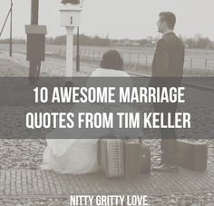Before Kyle and I got married, we read through The Meaning of Marriage by Tim Keller. I read, reread, highlighted, and tried to store things in the back of my mind as best I could. But now that we'...