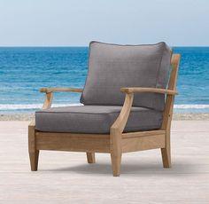 Santa Monica Luxe Lounge Chair