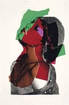 Andy Warhol / Ladies and Gentlemen: one plate