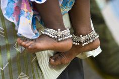 Lil girl Ankle bracelets