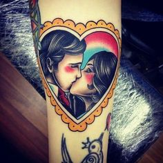 <3 Tattoos for Couples   Inked Magazine