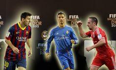 Wer wird #Weltfußballer2014? #CR7 #Ribéry #Messi? Dann wette https://www.mybet.com/de/sportwetten/wettprogramm/fussball/international/fifa-ballon-d-or