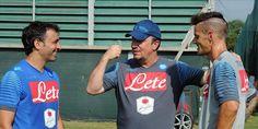 Napoli, gli allenamenti riprenderanno martedì ~ CLUB NAPOLI PIEDIMONTE MATESE