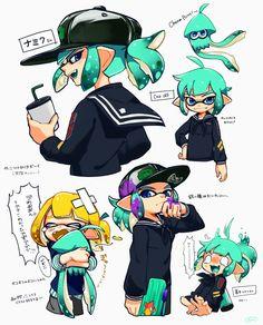 Cartoon Body, Nintendo Splatoon, Indie Games, Super Smash Bros, Legend Of Zelda, Cute Pictures, Cool Designs, Pokemon, Character Design