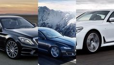 Top 7 luxury saloon cars you should consider - MonthlyMale