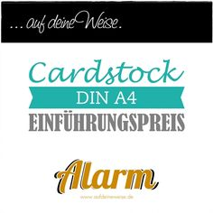 aufdeineweise.de – Blog: DIN A4 Cardstock | 7 + 1 Neue Farben! Card Stock, Blog, Company Logo, Avantgarde, Paper, Vintage Girls, Blue Design, The Last Song, Tuesday