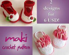 Crochet patrones de bebé perfecto para ocasiones por MakiCrochet