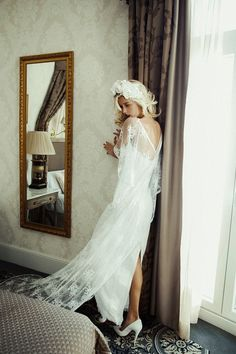 Drop Dead Gorgeous Wedding Inspiration from Vogue… need I say more