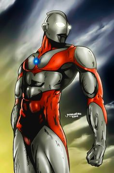 Fan Art: Ultraman by_separino