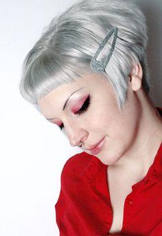 Heavenly Hair - *-+my silver hair+-* @Darlene McGill