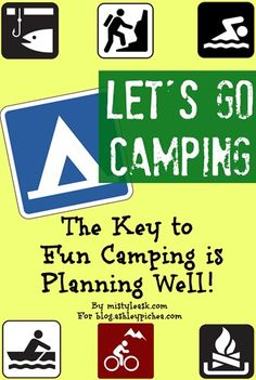 Does your family enjoy camping in the summer? CLICK HERE for a FREE camping planning guide...