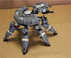 Sentient Tank 5 by Dryvvall, via Flickr