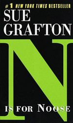 N is for Noose by Sue Grafton, Author of the Kinsey Millhone Mysteries