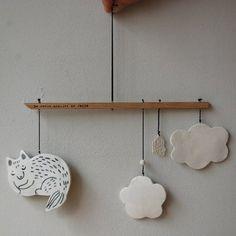 Le Petit Atelier de Paris Could easily make this out of clay!