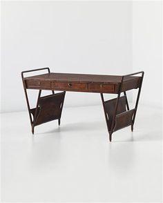 Phillips de Pury & Company: Design, JACQUES ADNET, Desk