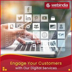 We build your Digital presence thereby boosting up your Online Business with High Traffic. #digitalmarketing #onlinebusiness #digitalpresence #customerengagement #digitalservices #digitalmarketingstrategy Digital Marketing Strategy, Digital Marketing Services, Customer Engagement, Online Business, Innovation, Branding, Brand Management, Brand Identity