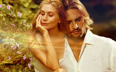Juliet and Sawyer. I'm not a fan of them as a couple, but this photo is beautiful.