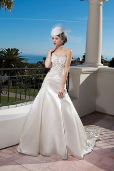 Kathy Ireland Wedding Dresses Photos on WeddingWire